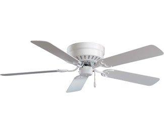 "Minka-Aire F566-WH, Mesa, 42"" Ceiling Fan, White"