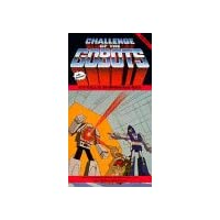 Challenge of Gobots 2 [VHS]