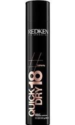 Redken Quick Dry 18 - Мгновенный ОТДЕЛКА Лак для волос (13 унций)