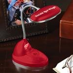 Memory Company NHL Detroit Red Wings LED Desk Lamp, One Size, Multicolor