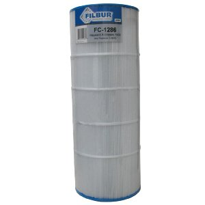Filbur FC-1286 Antimicrobial Replacement Filter Cartridge for Hayward/Waterway Pool and Spa Filter by Filbur
