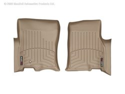 weathertech-451071-custom-fit-front-floorliner-for-ford-expedition-tan
