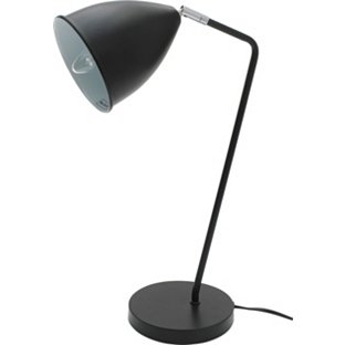 henley lighting company. modern style heart of house henley touch table lamp - matte black. lighting company l