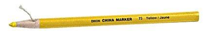 CRL Yellow Dixon China Marker - DX73 -