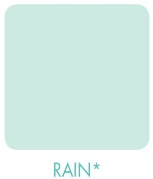 signeo 25 l bunte wandfarbe rain hellblau pastellblau matt elegant matte oberflchen innenfarbe amazonde baumarkt - Hellblau Wandfarbe
