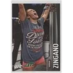 Cat Zingano #/188 (Trading Card) 2015 Topps UFC Champions - [Base] - Black #42
