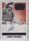 Jon Pardi #/299 (Trading Card) 2014 Panini Country Music - Authentic Signatures - Blue #S-JP from Panini Country Music