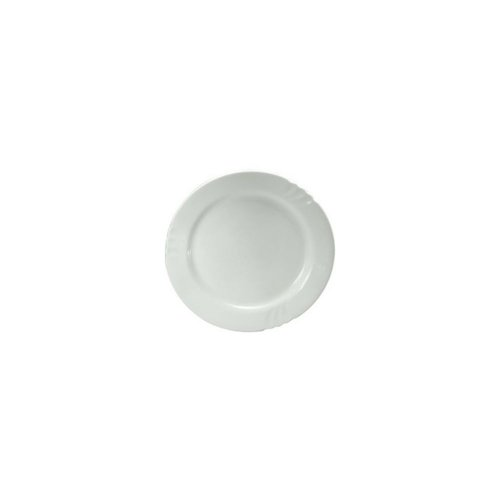 Undecorated Dinnerware Oneida Plate (Oneida R4190000139 Rego Briana Undecorated Specialty Plate - 24 / CS)