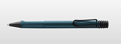 Lamy Safari Ballpoint Pen, Petrol Blue- New 2017 Limited Edition!