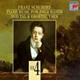 Schubert:Piano Music for Four Hands by Columbia Records/Sony