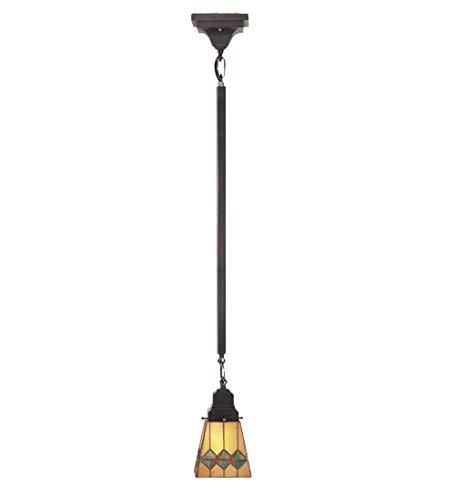 (Meyda Tiffany 49119 Lighting Mini Bronze/Dark)
