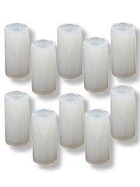 Ferrule Nylon M-8 für 12 mm Schraubleder für Billardqueues (10 St.)