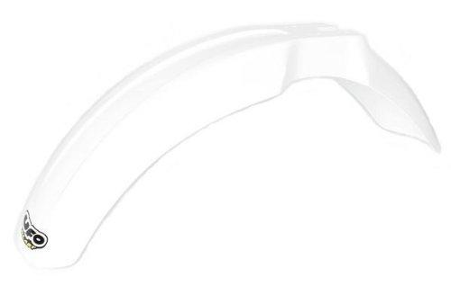 UFO Plastics Front Fender White for Suzuki RM 125 250 89-00 (Suzuki Rm 250 Fender compare prices)