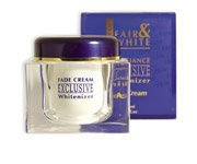 Fair & White Exclusive Fade Face & Body Cream with 1.9% Hydroquinone, 200ml / 6.76fl.oz. (Improved Formula)