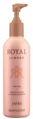 "Jafra Royal Almond Body Lotion 16.9fl.oz. Bonus Size ""Limited Time"""