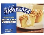Tastykake Cream Filled Koffee Kakes