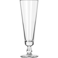 Libbey Fluted Pilsner Glass, 10 Oz (6425LIB) Category: Beer Mugs and Glasses by Libbey