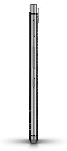 "BlackBerry KEYone 32GB BBB100-2 - 4.5"" Inch Factory Unlocked LTE Smartphone (Silver) - International Version"