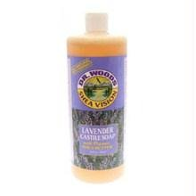 Dr. Woods Pure Castile Soap - Lavender - 32 - Soap Lavender Woods