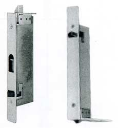 Ives FB61P4 Top and Bottom Pair UL Listed Constant Latching Flush Bolt for Wood Door 3/4