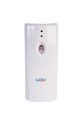 ScentBon Air Freshener Dispenser, White, Long Lasting Battery Life