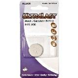 NABC UltraLast UL2430 Lithium Button General Purpose Battery. ULTRALAST BATT LITHIUM CR2430 EQUIV GP-BAT. 3V DC