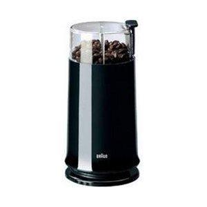 Braun KSM2-BLK Aromatic Coffee Grinder, Black