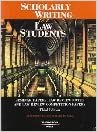 Scholarly Writing for Law Students 3th (third) edition Text Only