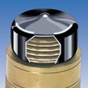 CAPLUGS Pack of 10 VC-1250-16 1 Inside Height by SBD Round Black Vinyl Flexible End Cap 1 1//4-1 5//16