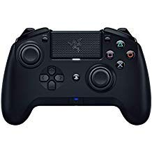Razer Raiju Tournament Edition with the1.04 Firmware Gaming Controller Bluetooth & Wired Connection (PS4 PC USB Controller with Four Programmable Buttons, Ergonomics Optimized for Esports) by Razer (Image #1)