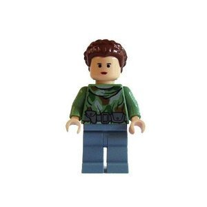 Princess Leia (Endor) - LEGO Star Wars Minifigure -