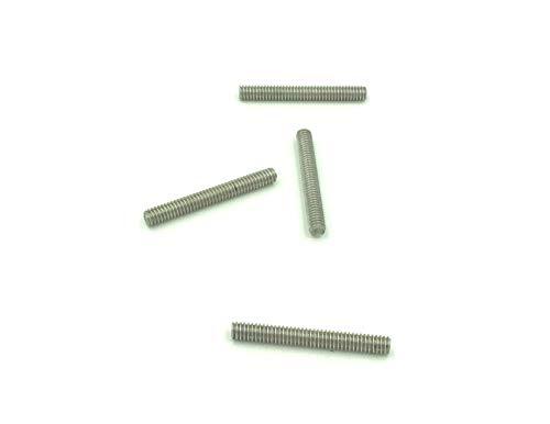 1/4-20 Full Thread Stud Aluminum (50, 1/4''-20 x 12'') by Generic (Image #1)