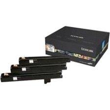 Lexmark International, Inc - Lexmark Photoconductor Kit - 53000 Page - Cyan, Magenta, Yellow
