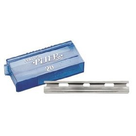 Feather Plier Razor Blades (2-packs of 20)