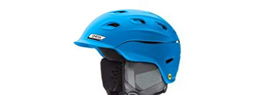 Smith Optics Vantage-MIPS Adult Ski Snowmobile Helmet - Matte Imperial Blue/Large
