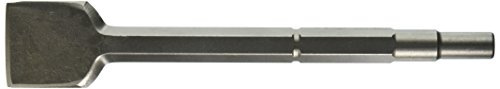 Spline Drive Hammer - Bosch HS1817 2 In. x 12 In. Scaling Chisel Tool Round Hex/Spline Hammer Steel