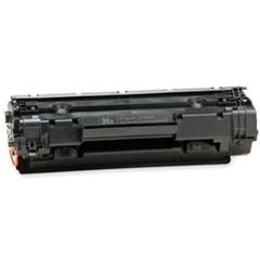 - 2/PACK QSD Compatible HP CB436A Value Line Toner Cart. F R E E 1-2 DAY DELIVERY