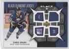 Chris Drury (Hockey Card) 2007-08 Upper Deck Black Diamond - Jerseys #BDJ-CD - Chris Drury Hockey