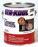 Wht Roof (3.6QT WHT Roof Patch by Gardner-Gibson)