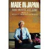 Made in Japan: Akio Morita and Sony by Akio Morita (1986-10-20)