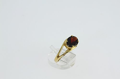 Bague en Grenat M 01 - Bijoux en vermeil et Grenat - Toutes tailles et diverses pierres - ARTIPOL