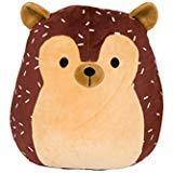 Kellytoy Squishmallow 8' Hans The Hedgehog Super Soft Plush Toy Pillow Pet Pal Buddy (Hans The Hedgehog)