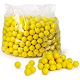 Veska V8050 High Grade Paintballs, .68 Caliber, Yellow (2000 ()