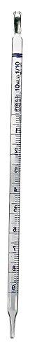 Corning 7078-10N Pyrex Disposable Serological Pipet, TD,
