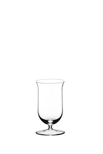 Riedel 4400/80 Sommeliers Series Single Malt Whiskey Glass, One Size, Clear (Best Single Malt Under 100)