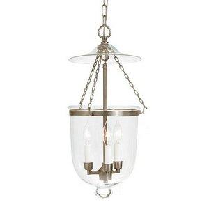 Small Bell Jar Pendant Lights in US - 6