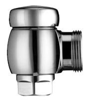 2XL H700AG-1'' 64-6600 Vandal-Resistant Screwdriver Stop For Ground Joint Tailpiece, Chrome Plated, 1'' by Sloan