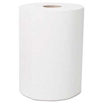 Ultra Soft Slimroll Hard Roll Towel, 2-Ply, 7.87 X 262 Ft, White, 6/carton Kleenex Ultra Toilet Roll