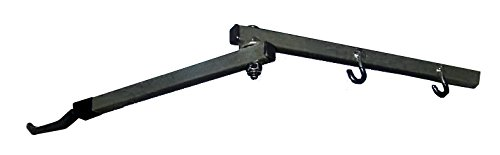 - HME Products Folding Bow Hanger, Olive