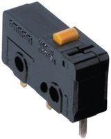 ponents SS-5 Micro Switch, Pin Plunger, SPDT, 5A 250V ()